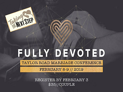 Full Devoted Marriage Conference