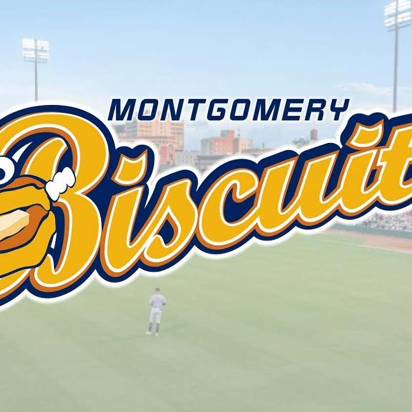 Family Faith Night at the Biscuits Game