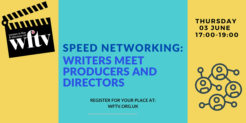 Speed Networking: Writers Meet Producers and Directors