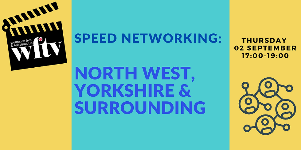 Speed Networking: North West, Yorkshire & Surrounding