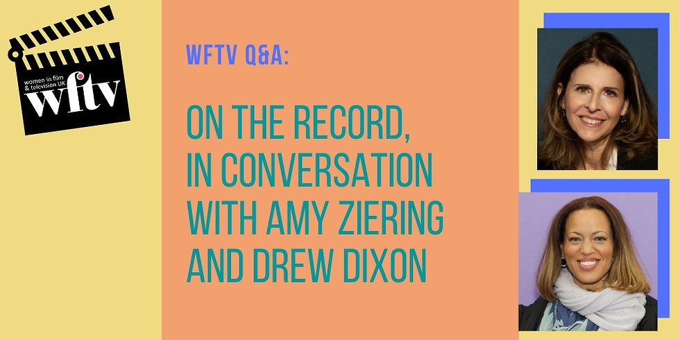 Q&A: On The Record, In Conversation with Amy Ziering and Drew Dixon