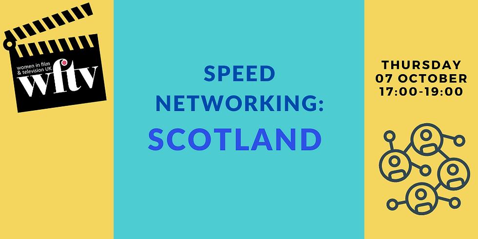 Speed Networking: Scotland