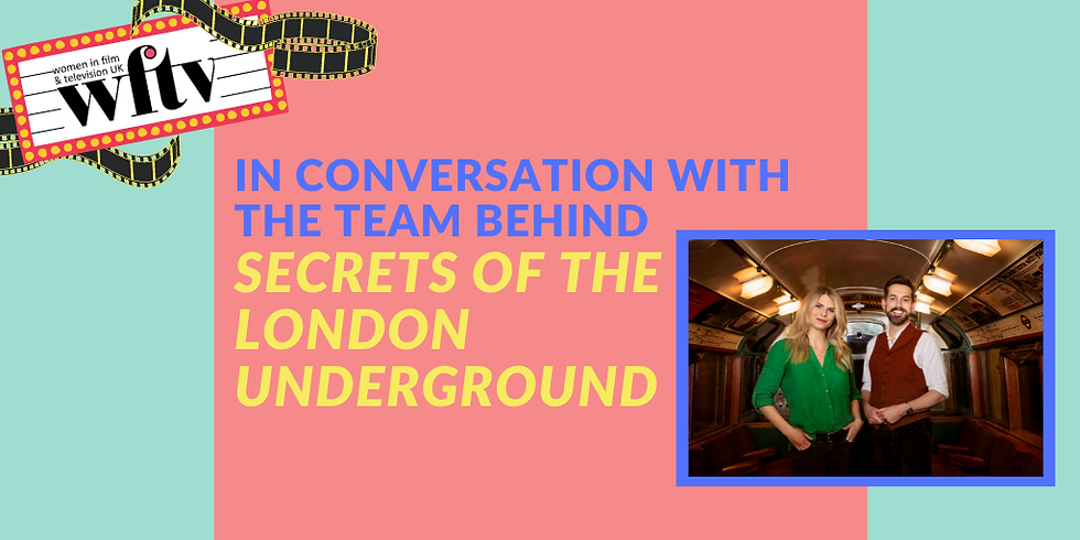 Q&A: In conversation with the team behind Secrets of the London Underground