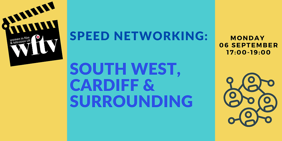 Speed Networking: South West, Cardiff & Surrounding