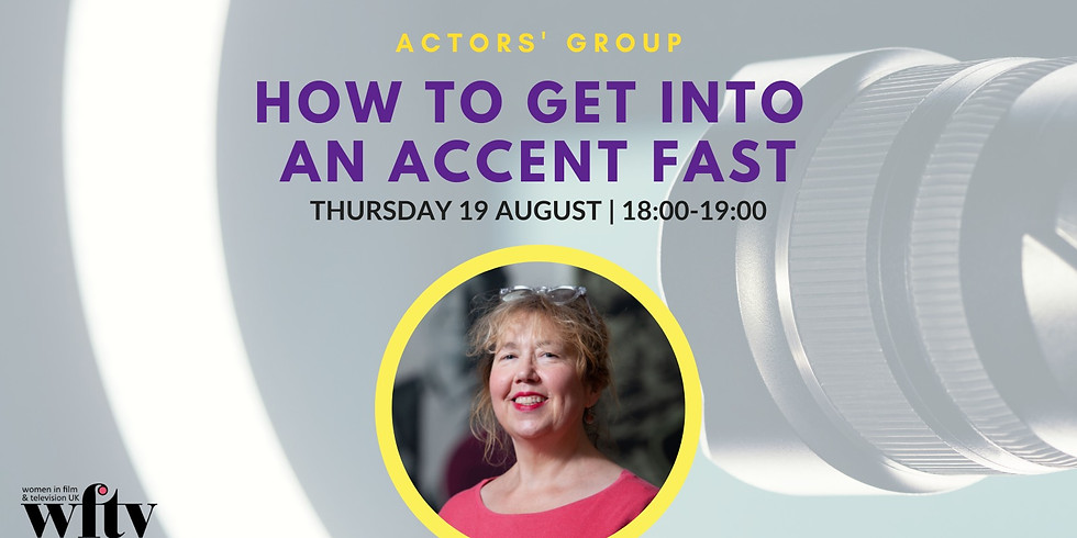 Actors' Group: How to Get into an Accent Fast
