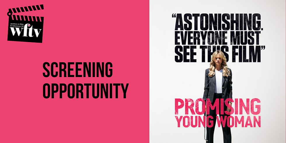 Screening Opportunity: Promising Young Woman