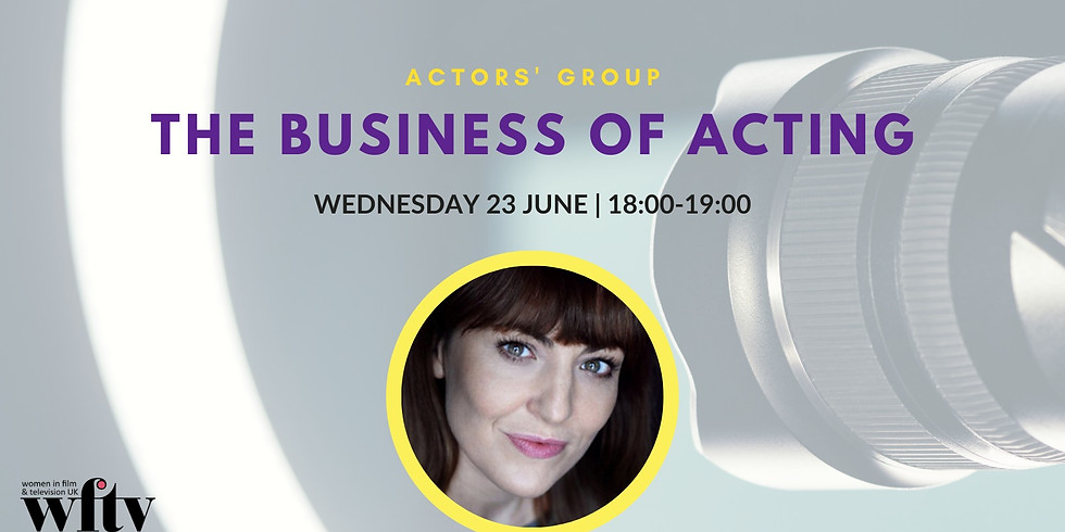 Actors' Group: The Business of Acting
