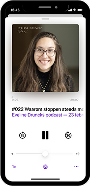 eveline druncks podcast business mindset