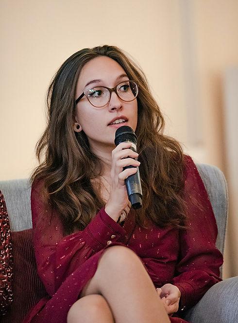 Eveline Druncks vrouwelijke spreker mind