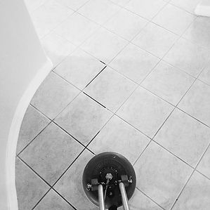 Clean tile & grout at home in Whiskey Creek Fort Myers, FL