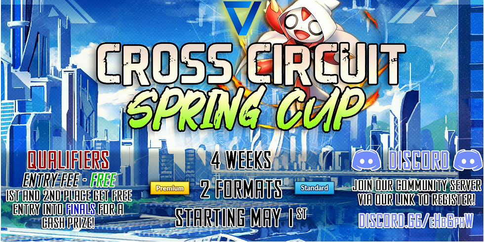 Vision Cross Circuit Finals