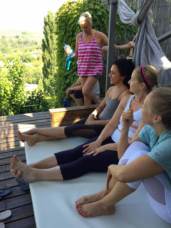 Sabina Yoga Retreat 2017