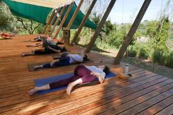 Sabina Yoga Retreat 2017