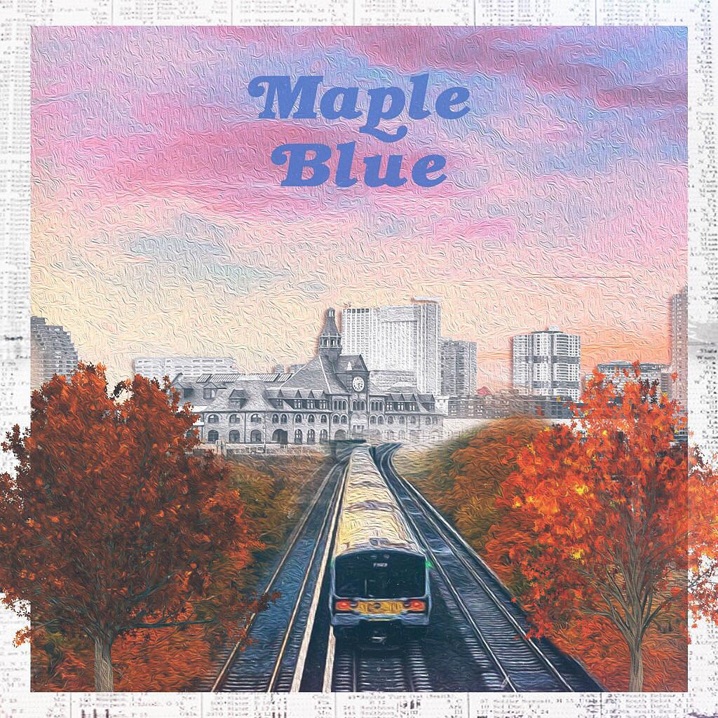 Maple Blue