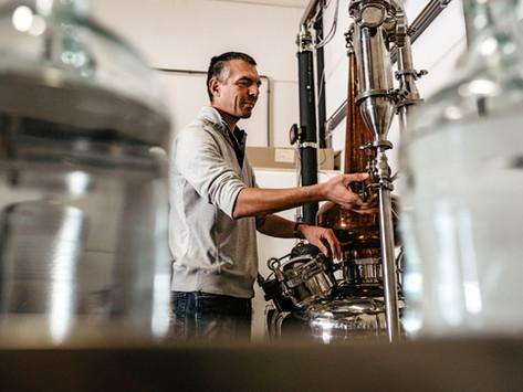 Lokaal verhaal | Hibiscus likorette van De kleine distilleerderij