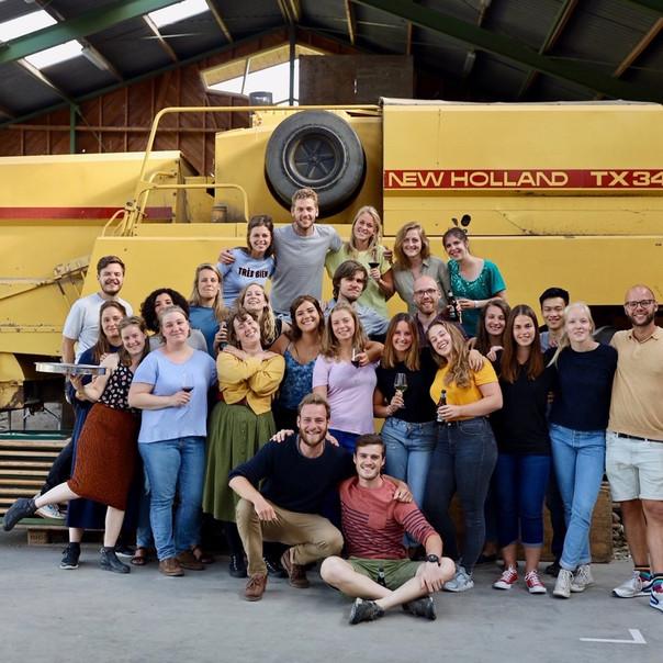 Project verantwoordelijke van de Flevo Campus Summer School 2019