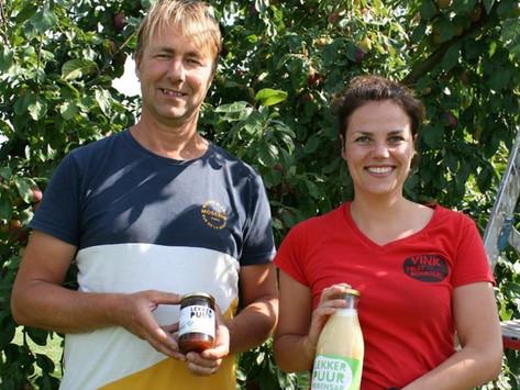 Lokaal verhaal | Het plukseizoen is geopend bij Vink Fruitboerderij