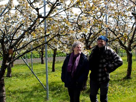 Lokaal verhaal | Lida en John, eigenaren van bio-dynamische tuinderij De Stek in Lelystad