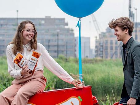 Lokaal verhaal | Een innovatief product, de Knakwortel, door Valerie en Koen