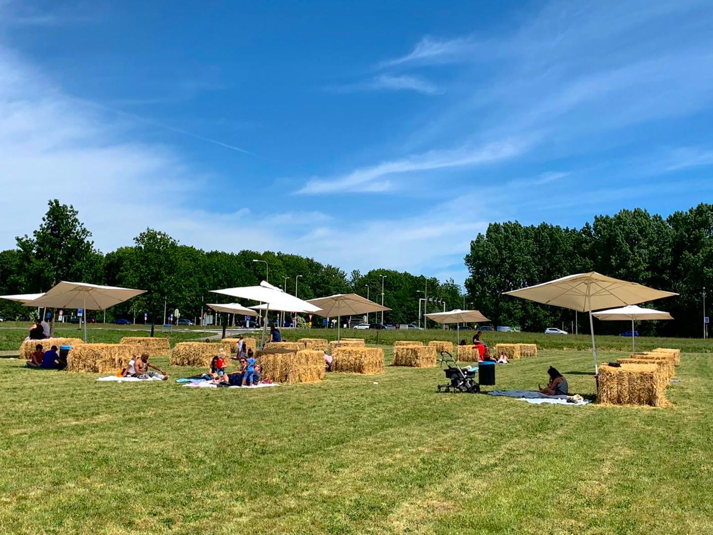 Picknicken bij Boerkok