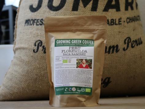 Lokaal verhaal | (h)eerlijke koffie van Frans Erdmann, Growing Green Coffee