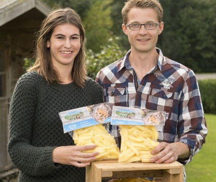 Lokaal verhaal | Maak kennis met Poldervers en Lekker van familie Janssen