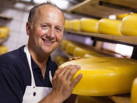 Lokaal verhaal | 50 jaar Polderzoom kaas van familie Van Wees