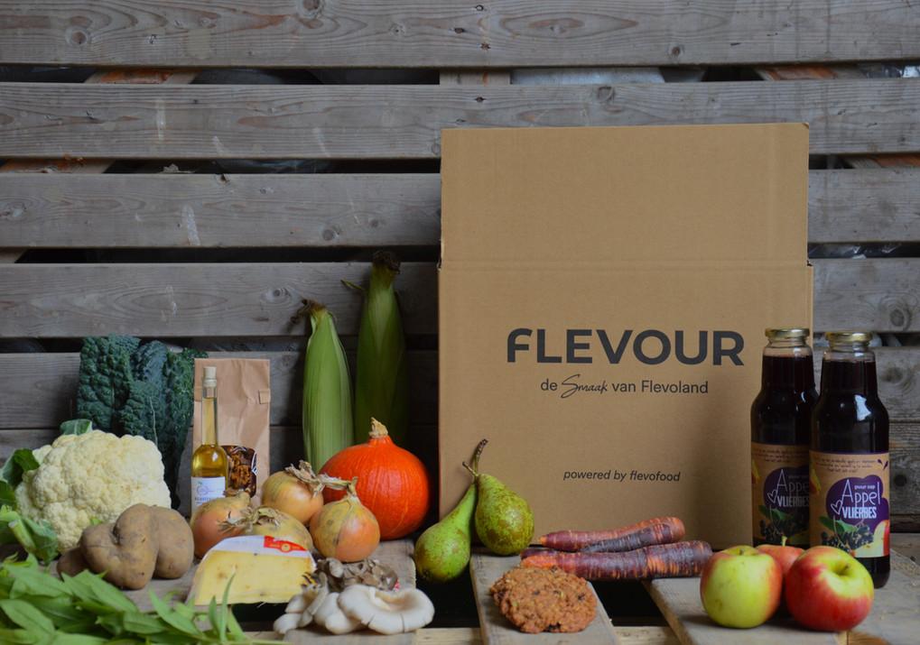 Flevour Box Oktober