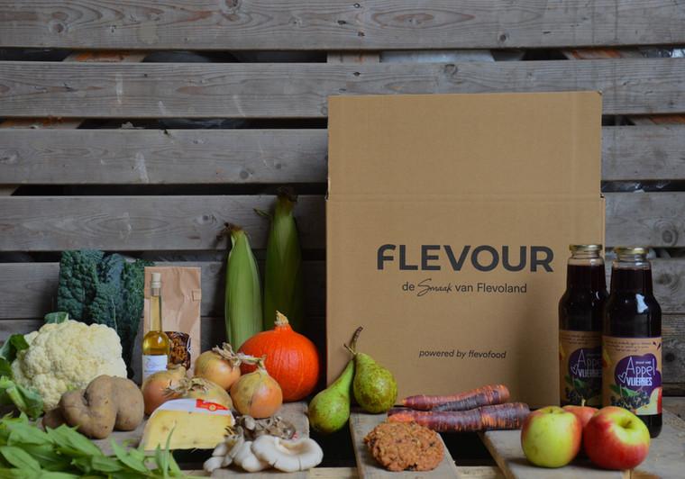 Flevour Box van september 2020
