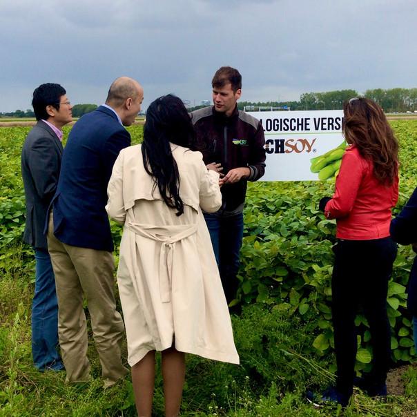 Het ontwikkelen en organiseren van inspirerende reizen door het Flevolandse voedsellandschap