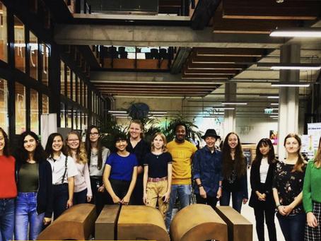 Lokaal verhaal | The Veggie Week door scholieren van Trinitas Gymnasium Almere