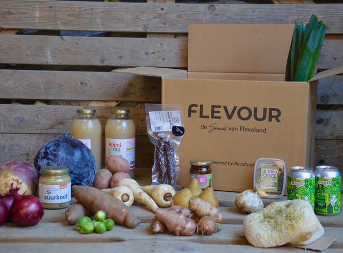 Flevour Box van november 2020