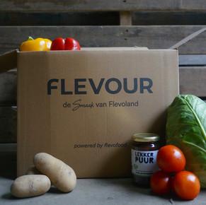 Initiatiefnemer van de maandelijkse Flevour box