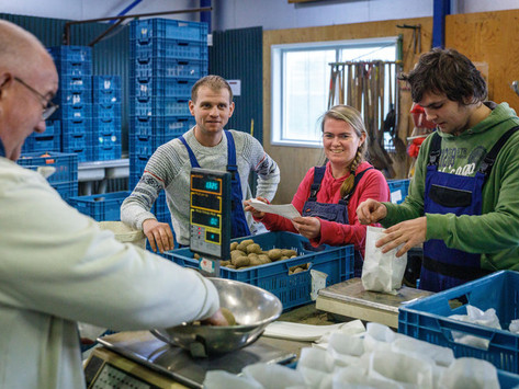 Lokaal verhaal | Sanne & Marc van boerderij Groeizaam
