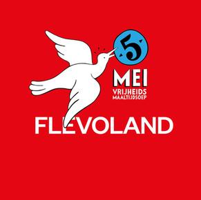 Organiseren van de Flevolandse vrijheidsmaaltijdsoep