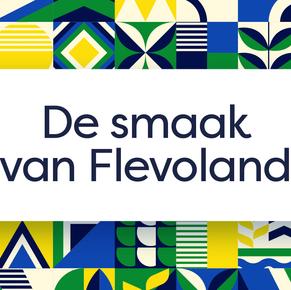 Projectleider en programma maker van het Flevo Campus festival 'De smaak van Flevoland'