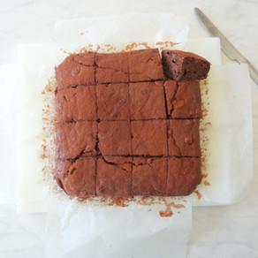 Chocolade courgette cake van Hanneke de Jonge, Culinea
