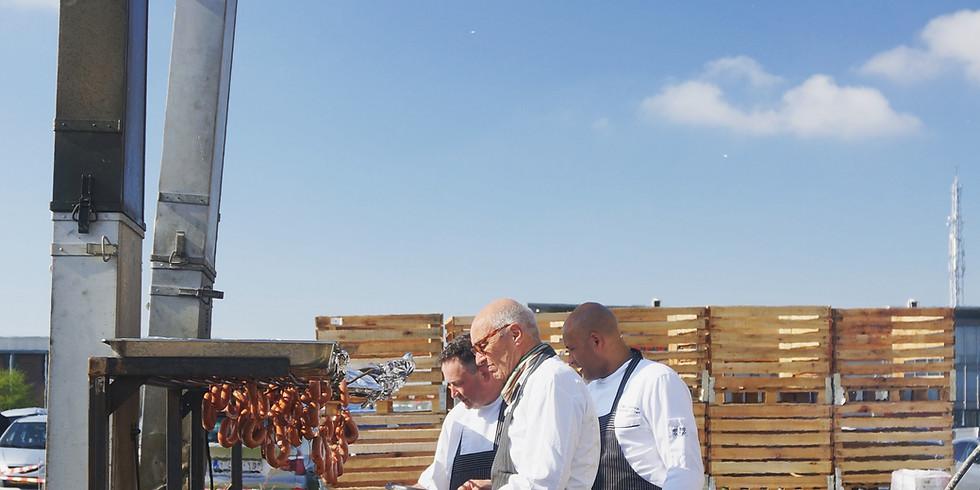 BBQ & BIER bij Boerkok - papadag editie