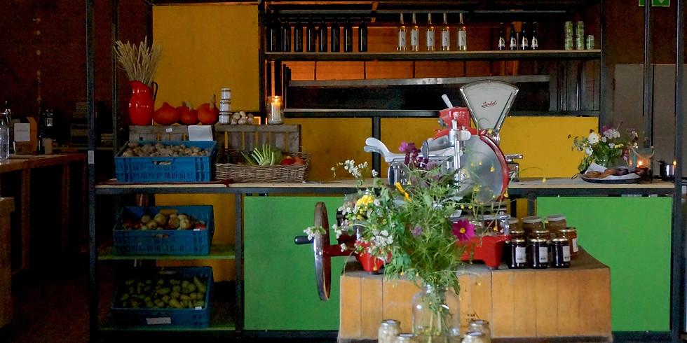 Boer & Café  + koffieproeverij