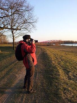 Langs de Ijssel, bij het Engelse Werk, Zwolle.