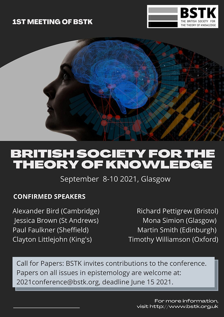 british society for the theory of knowle