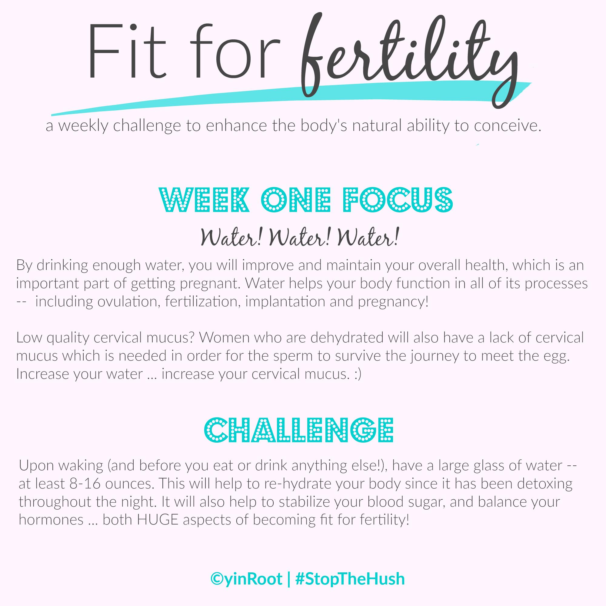 Fit For Fertility_Week One