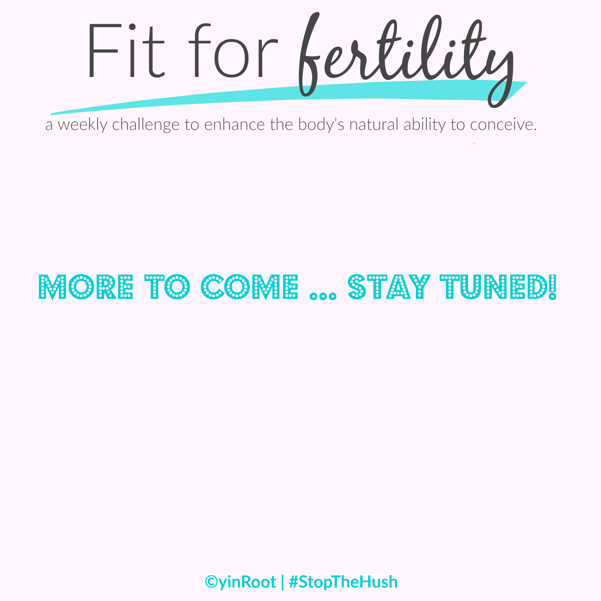 Fit For Fertility_More to Come