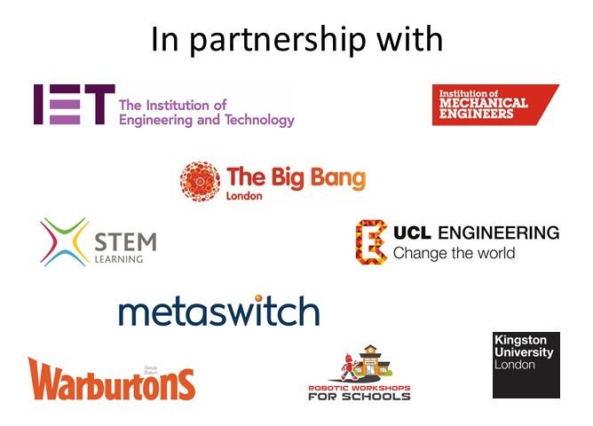 STEM partnerships 2019