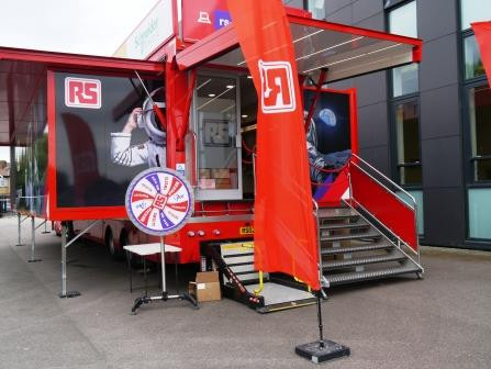 RS Components Science Truck