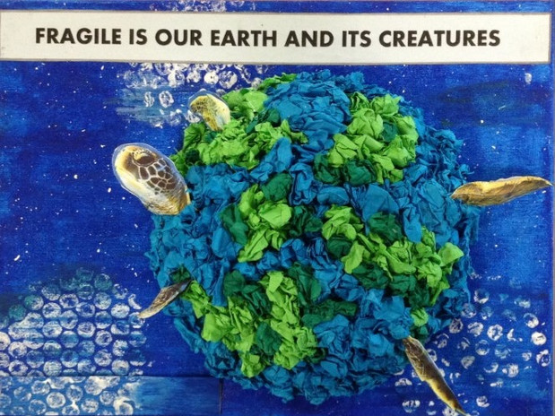 Fragile is our Earth and its Creatures