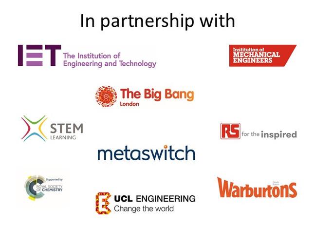 STEM partnerships 2018