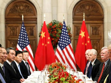 US agrees to suspend new China tariffs for 90 days