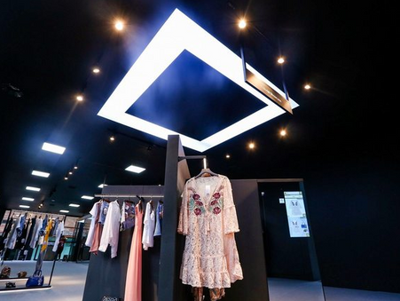 Alibaba launches fashion concept store using artificial intelligence