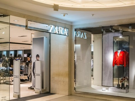 Zara to offer mobile AR experience in stores